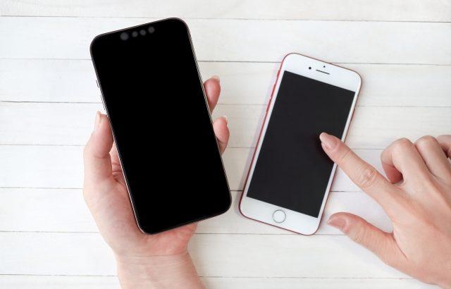 iPhoneを機種変更する際のデータ移行の方法まとめ